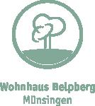 Wohnhaus Belpberg Münsingen Logo